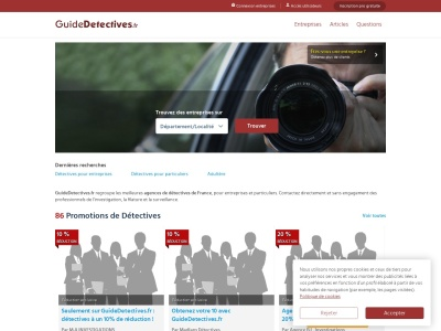 GuideDetectives.fr
