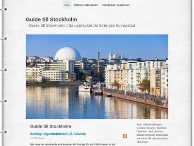 www.guidetillstockholm.se