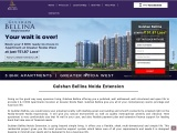 Gulshan Bellina Ready To Move Flats in Noida Exension