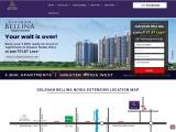 Gulshan Bellina Noida Project Location