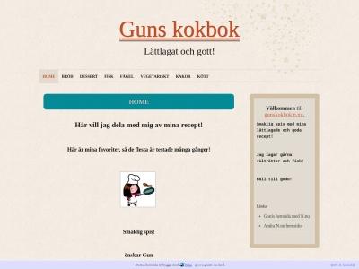 www.gunskokbok.n.nu