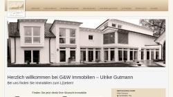 www.guw-immobilien.de Vorschau, G&W Immobilien GmbH
