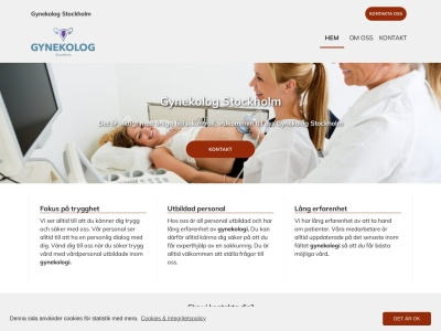 www.gynekologstockholm.nu