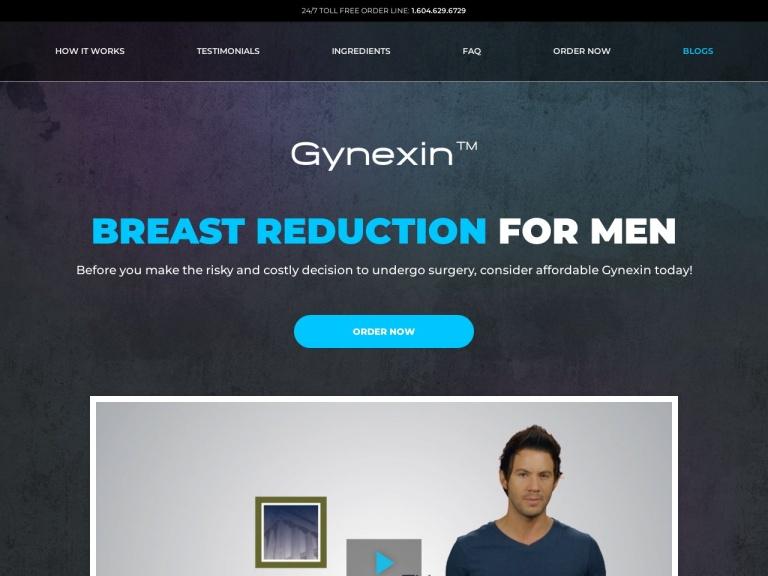 Gynexin screenshot