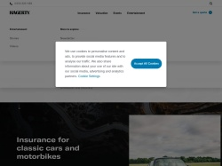 Hagertyinsurance.co.uk coupon codes October 2018
