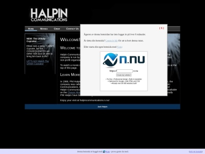 www.halpincommunications.n.nu