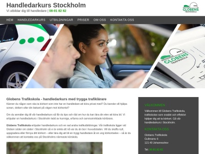handledarkursstockholm.biz