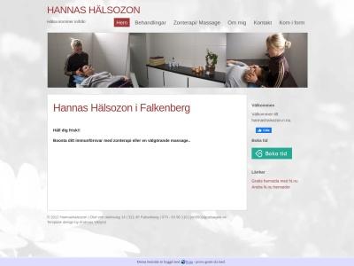 www.hannashalsozon.n.nu