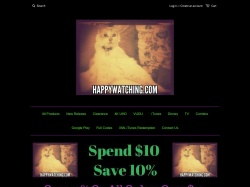 Happy Watching Coupon Codes