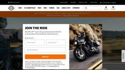 www.harley-davidson.com Vorschau, Harley-Davidson