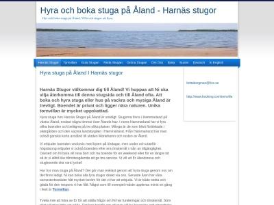 www.harnasstugor.com