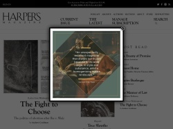 harpers.org Promo Codes