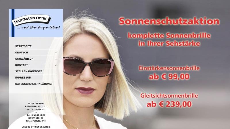 www.hartmann-optik.de Vorschau, Hartmann Optik