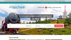 www.harz-travel.de Vorschau, Harz-Travel