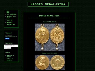 www.hassesmedaljsida.se