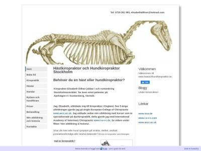 hastochhundkiropraktor.se/