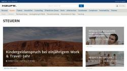 www.haufe.de Vorschau, Haufe Steuern
