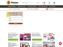 Haynes screenshot