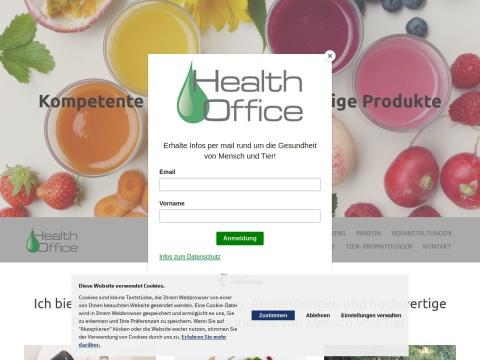 HEALTH OFFICE - Katrin Pröglhöf
