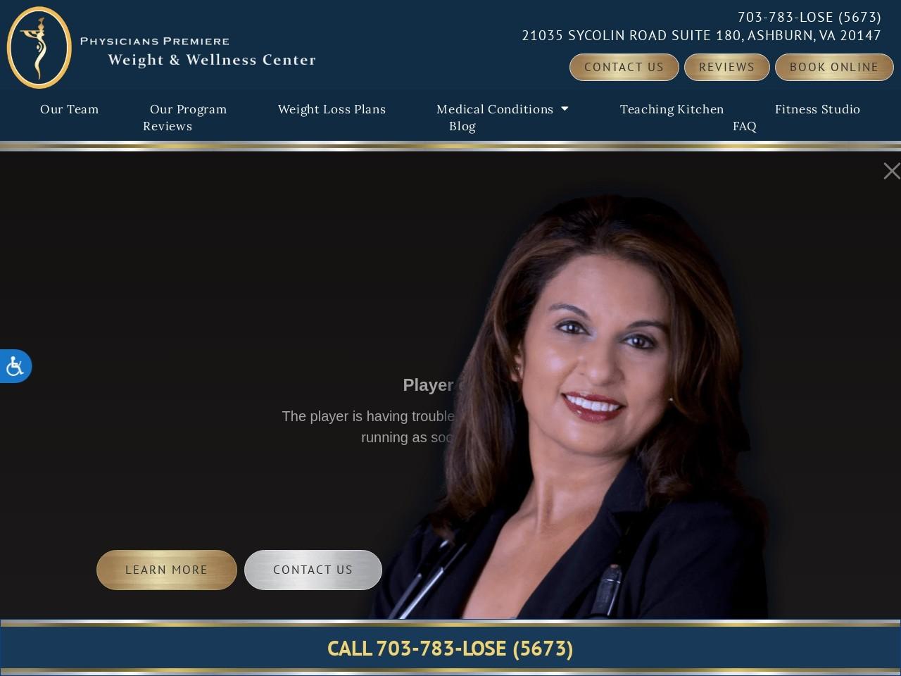www.healthymeweightloss.com/ screenshot
