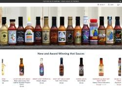 Heat Hot Sauce Shop
