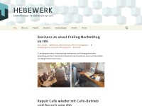 Hebewerk e.V. Eberswalde