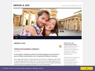 www.hedvigochjag.se