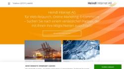 www.heindl.de Vorschau, Heindl Internet AG