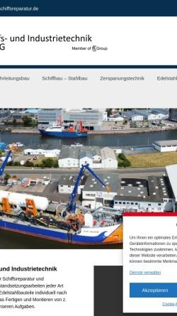 Vorschau der mobilen Webseite www.heise-schiffsreparatur.de, Heise Schiffsreparatur & Industrie Service GmbH