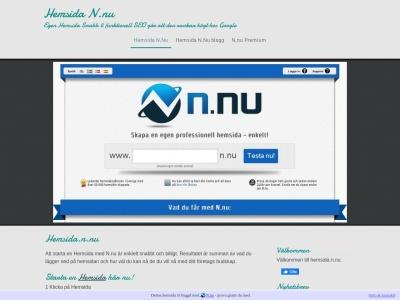www.hemsida.n.nu