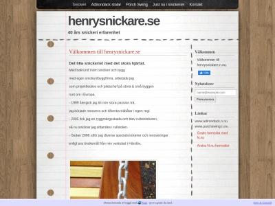 www.henrysnickare.n.nu