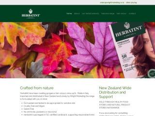 Screenshot for herbavita.co.nz