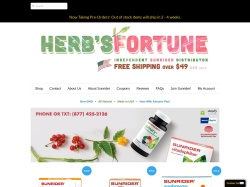 Herb's Fortune Promo Codes 2019