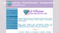 www.herzensenergie.de Vorschau, Michaela Kosse