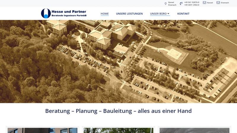www.hesseundpartner.com Vorschau, Hesse und Partner