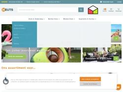 Heuts.nl screenshot