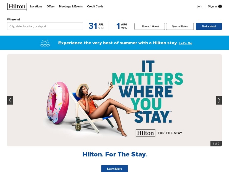 Hilton Worldwide Coupon Codes