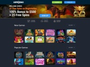 Hippozino Casino No deposit Coupon Bonus Code