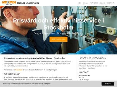 www.hissarstockholm.se