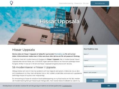 www.hissaruppsala.se