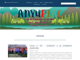 hkik.hu webhely képe