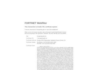 Captura de pantalla para hmujertab.gob.mx