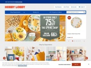 Hobby Lobby coupons and codes