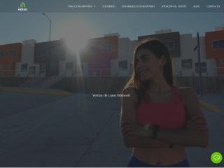 Captura de pantalla para hogaresherso.com.mx