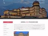 Holi Packages near Delhi | Karnal Holi Packages