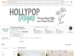 Hollypopdesigns Etsy coupon codes August 2019
