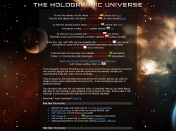 http://www.holographicuniverseworkshops.com/