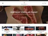 Holy Grail Steak Co. Hot Coupon Codes & Promo Codes