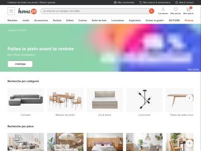 Home24 : Vente de mobilier et décoration de maison