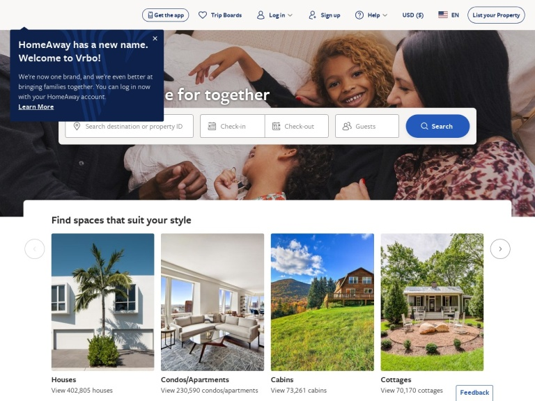 Homeaway Asia Coupon Codes